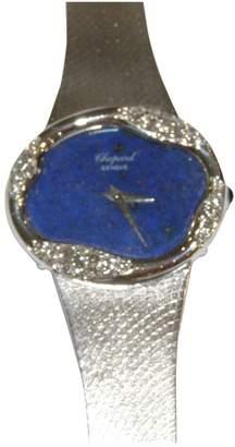 Chopard Classic white gold watch
