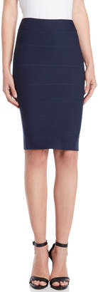 Romeo & Juliet Couture Romeo + Juliet Couture Bandage Pencil Skirt