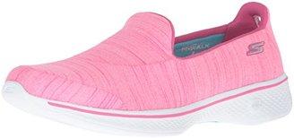 Skechers Performance Women's Go Walk 4 Satisfy Walking Shoe $39.99 thestylecure.com