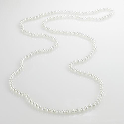 Ralph Lauren Long Pearl Necklace