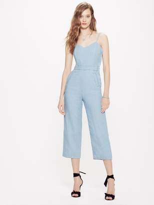 Mother The Cut It Out Jumpsuit - Songbird