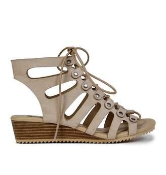 Coolway Calda Open Toe Wedge Sandals