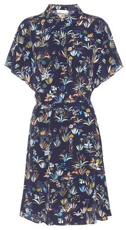 Tory BurchTory Burch Ryan Printed Silk Dress