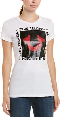 True Religion Horseshoe Square T-Shirt