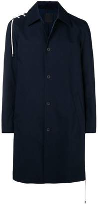 Craig Green classic single-breasted coat