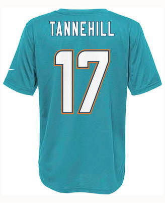 Nike Ryan Tannehill Miami Dolphins Pride Player T-Shirt, Big Boys (8-20)