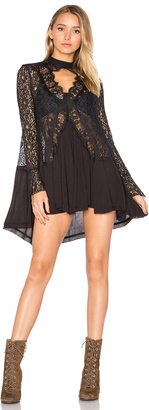 Free People New Tell Tale Tunic $128 thestylecure.com