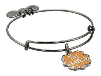 Alex and Ani Words are Powerful Stay Grounded Bangle
