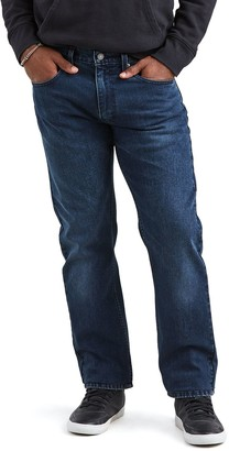 Levi's Levis Big & Tall 559 Relaxed Straight-Fit Jeans