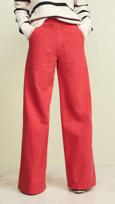 Sabrina Loup Long Pants