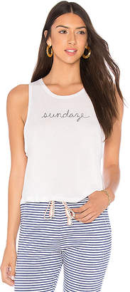 Beyond Yoga Sundaze Twisted Tank