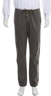Dries Van Noten Slim Drawstring Pants