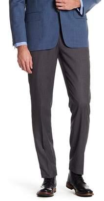 "Nordstrom Rack Flat Front Trim Fit Dress Pants - 30-34\"" Inseam"