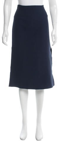 Tory BurchTory Burch Knit Midi Skirt