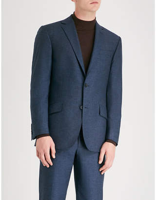 Richard James Slim-fit wool jacket