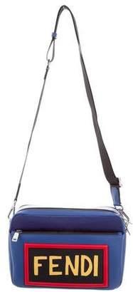 Fendi Logo Messenger Bag