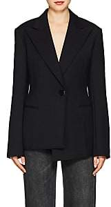 Helmut Lang Women's Compact Neoprene Blazer - Black