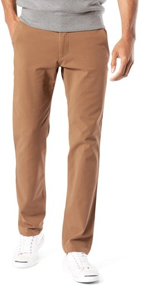 Dockers Men's Smart 360 FLEX Slim Tapered Fit Downtime Khaki Pants