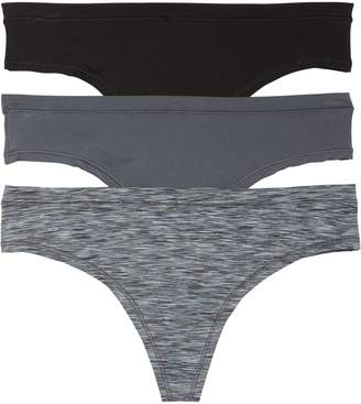 Zella Body Active 3-Pack Thongs