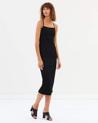 CHRISTOPHER ESBER Axis Singlet Dress