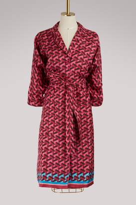 F.R.S For Restless Sleepers Anteros silk dress