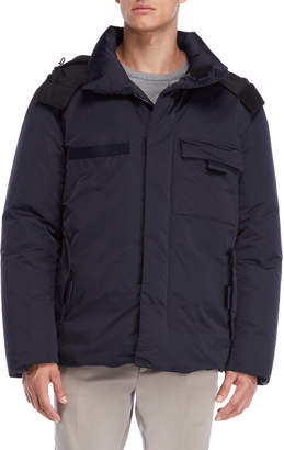 Jil Sander Hidden Hood Down Jacket