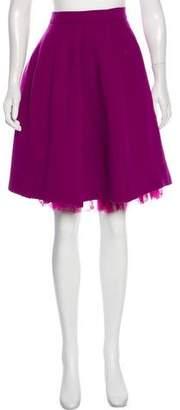 Ermanno Scervino Knee-Length A-Line Skirt