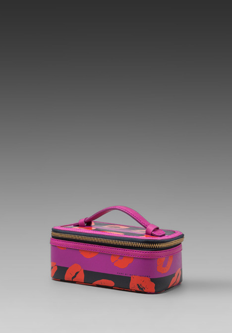 Marc by Marc Jacobs Eazy Pouch Large Travel Cosmetic Bag