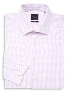 Strellson Slim Fit Check Dress Shirt