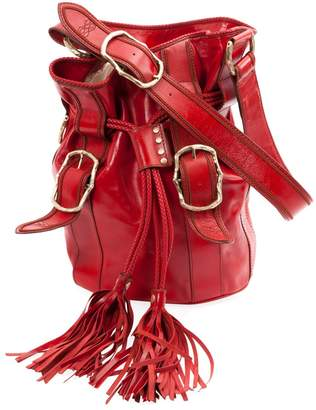 "Lancel ""Hommage Aux Femmes Pirates"" Leather Handbag"