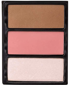 Theory Viseart I Blush; Bronzer And Highlighter Palette 3 Enamored
