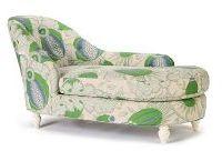 Mamello Chaise, Carnival Green