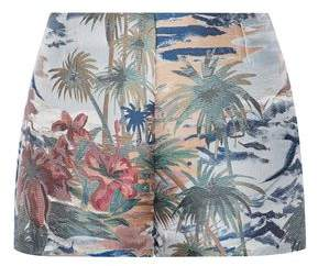 Valentino Jacquard Shorts