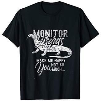 Happy Reptiles T-Shirt