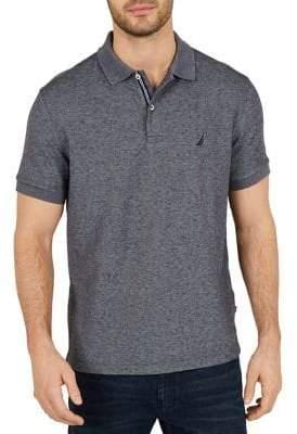 Nautica Classic-Fit Moisture Wicking Polo Shirt