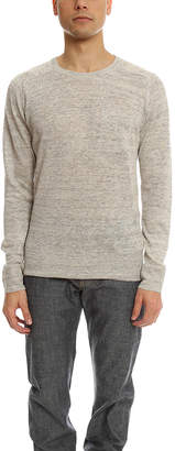 Todd Snyder Saddle Pocket Crewneck Sweater