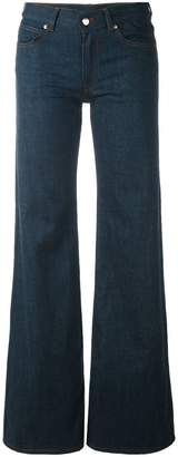 Mm6 Maison Margiela flared leg jeans