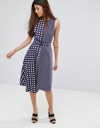Warehouse Gingham Dress $89 thestylecure.com
