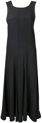 By Malene Birger long scoop neck dress