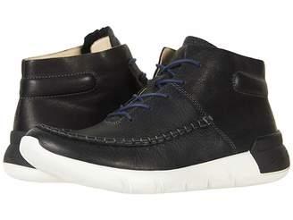 Ecco Cross X Mid Men's Shoes