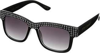 Betsey Johnson Women's Chelsea Square Sunglasses