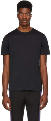 Sunspel Black Classic T-Shirt