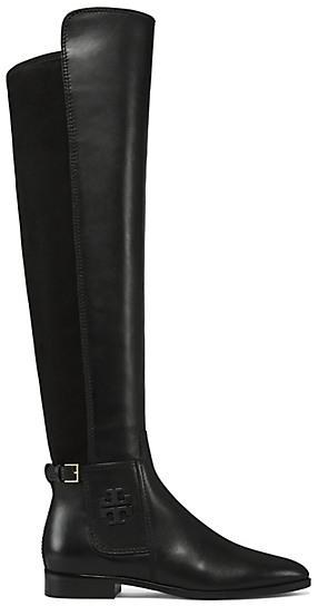 Tory Burch Wyatt Over-The-Knee Boots