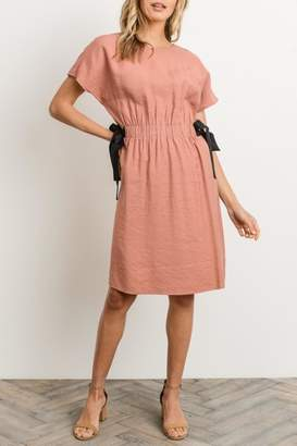 Le Lis Side Tie Dress