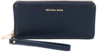 MICHAEL Michael Kors Mercer continental wristlet wallet