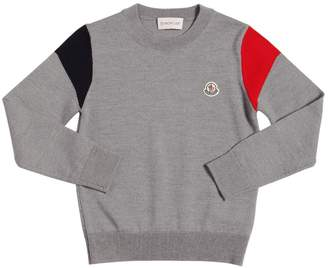 Moncler Knitted Tricot Sweater