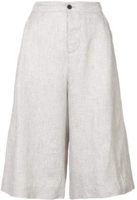 Stephan Schneider Rules palazzo shorts
