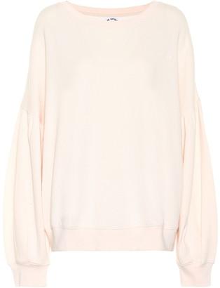 The Upside Bella Crew cotton sweater