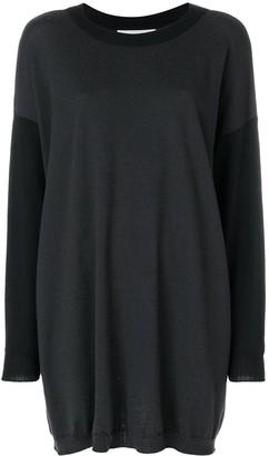 JC de CASTELBAJAC Pre-Owned oversized knitted sweater
