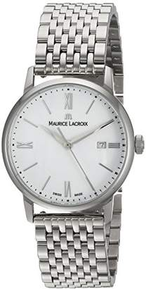 Maurice Lacroix Women's Eliros Quartz Watch with Stainless-Steel Strap